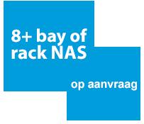 NAS hosting tarief 8+bay