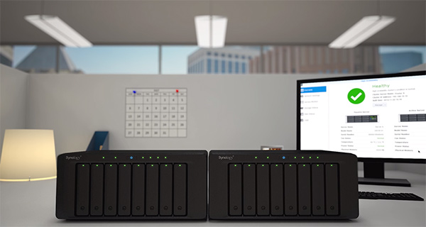 Synology NAS banner